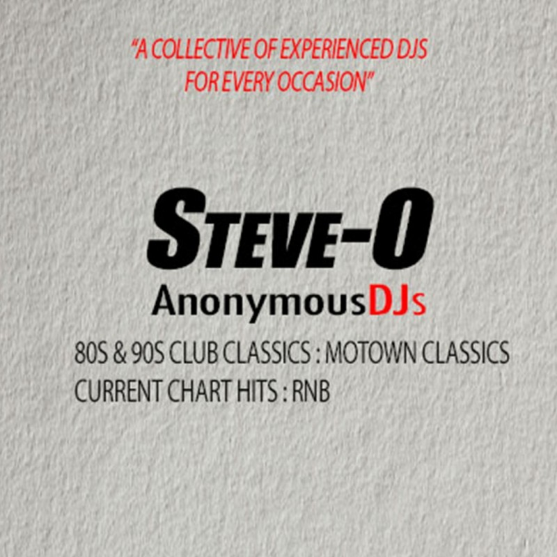 Steve-O & the AnonymousDJs